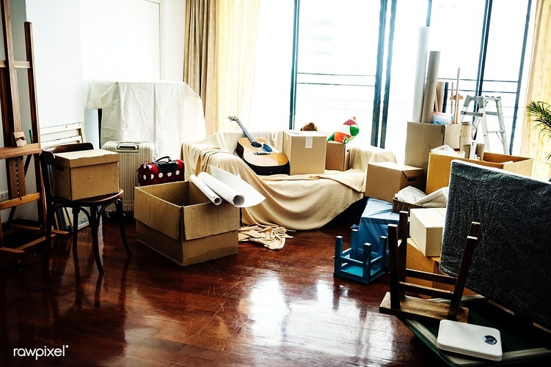 relocation depression